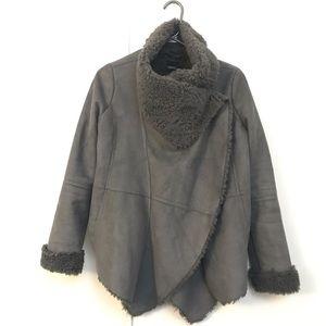 OASIS // Wrap Jacket